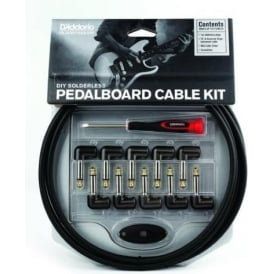 Planet Waves DIY Solderless Pedalboard Cable Kit PW-GPKIT-10