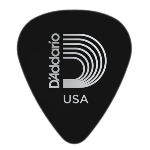 Planet Waves Duralin Standard Guitar Pick 25-Pack 1.50mm Black Extra Heavy
