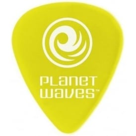 Planet Waves Duralin Standard Pick 10-Pack .70mm Yellow Light Medium