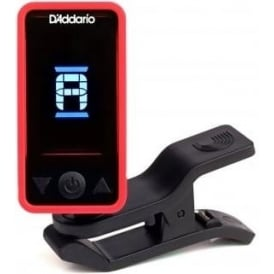 Planet Waves ECLIPSE Clip-On Headstock Guitar Tuner (6 Colours)