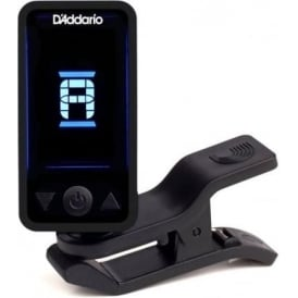 Planet Waves ECLIPSE Clip-On Headstock Guitar Tuner, Black