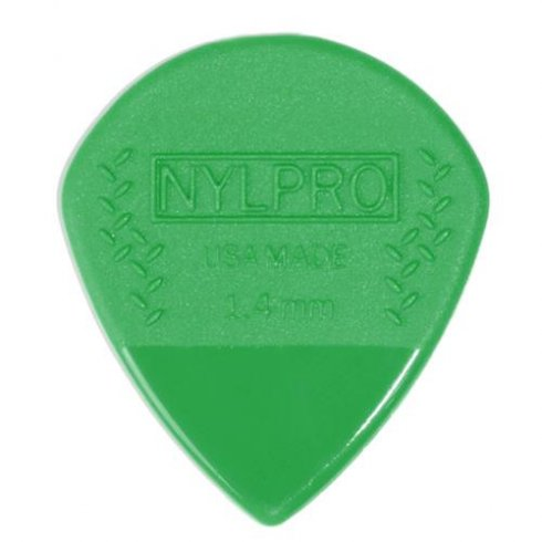 Planet Waves Extra-Heavy Gauge Nylpro Plus Jazz Pick (10-Pack)