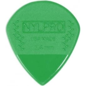 Planet Waves Extra-Heavy Gauge Nylpro Plus Jazz Pick Pack of 25