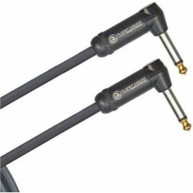 Planet Waves American Stage 10ft Instrument Cable Angled to Angled