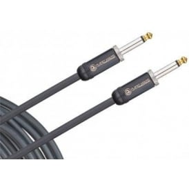 Planet Waves American Stage 10ft Instrument Guitar Cable with Straight Jacks