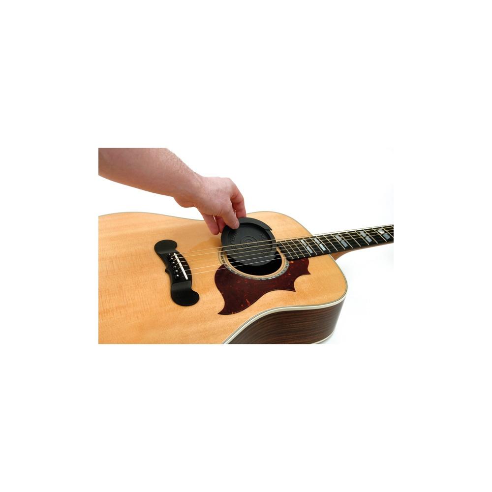 planet waves screeching halt acoustic guitar soundhole plug. Black Bedroom Furniture Sets. Home Design Ideas