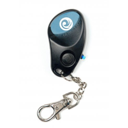 Planet Waves PW-LED-01 Guitar Pick Holder with LED Light Keychain