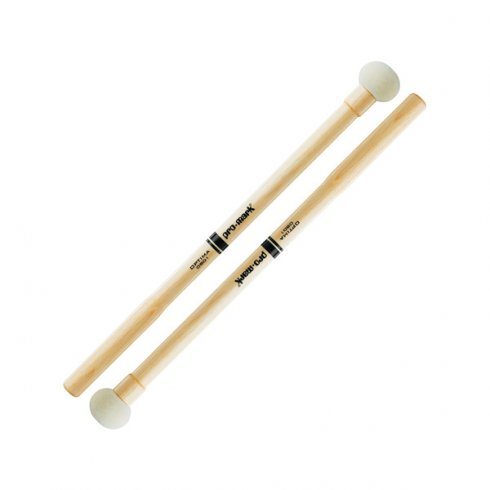 Pro Mark ProMark Optima Bass Drum Series OBD1 Marching Mallets