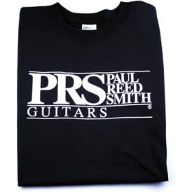PRS Classic Black Logo Tee Medium
