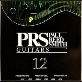 Paul Reed Smith 12-52 Electric Guitar Strings with Wound 3rd