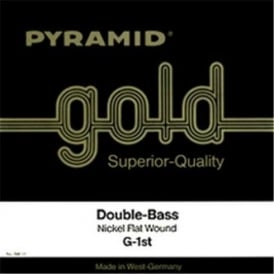 Pyramid 198100 Gold 1/4 Double Ball Strings