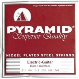 Pyramid 4-String Stainless Steel 45-105 Long Scale Bass Guitar Strings