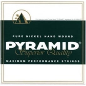 Pyramid Maximum Performance Pure Nickel Hand Wound 10-46 Light Electric Guitar Strings