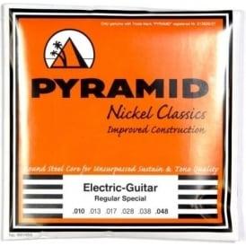 PYRAMID Nickel Classics 10-48 Electric Guitar Strings