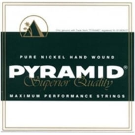 Pyramid Maximum Performance Pure Nickel Hand Wound 09-42 Extra Light Electric Guitar Strings