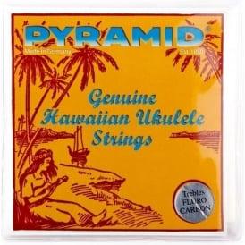 Pyramid Soprano Hawaiian Ukulele Carbon Strings C498200