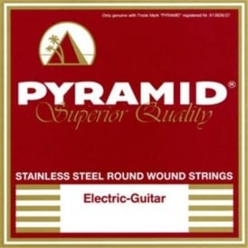 Pyramid Stainless Steel 11-48 Jazz Electric Guitar Strings