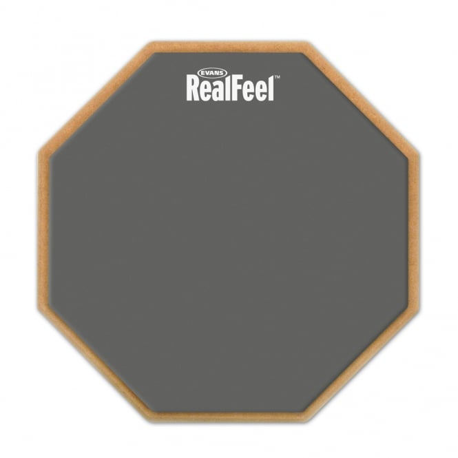 """Evans Reelfeel by Evans 12"""" 2-sided Speed & Workout Pad"""
