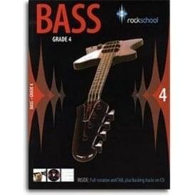 Rockschool Bass Book (2006-2012) Grade 4