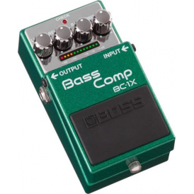 BOSS BC-1X Bass Compressor Compact Guitar Effects Pedal w/ 5-Year Warranty