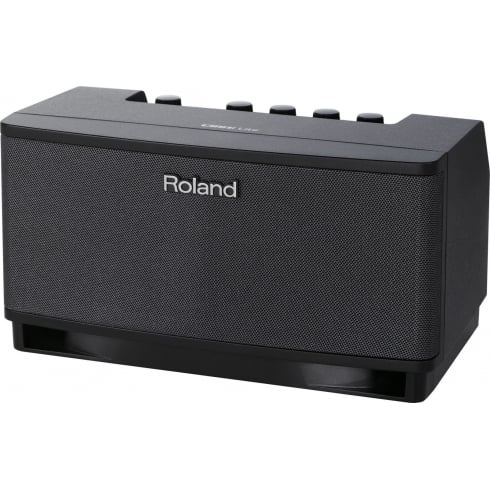 Roland Cube Lite Guitar Amplifier with iOS Interface, Black