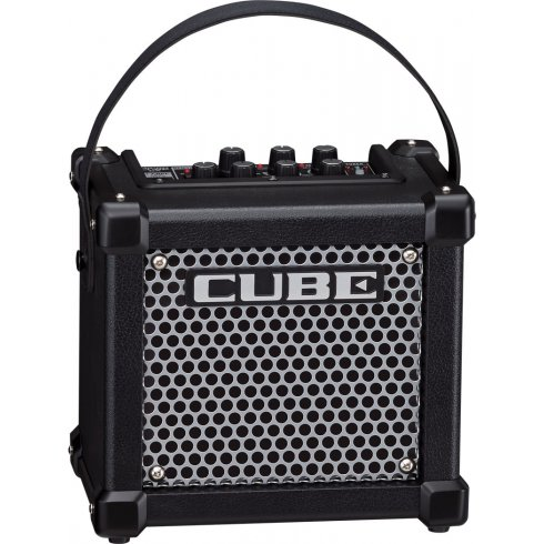 Roland Micro Cube GX 3-Watt Guitar Amplifier with Built in FX