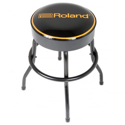 """Roland Official Bar Stool, 24"""" & 30"""" Heights Available"""