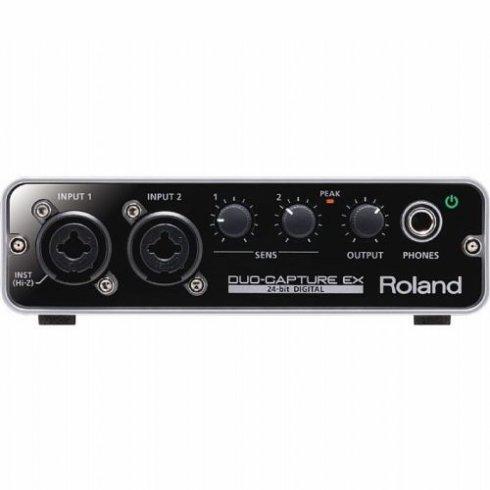 Roland UA-22 Duo-Capture USB Audio Interface