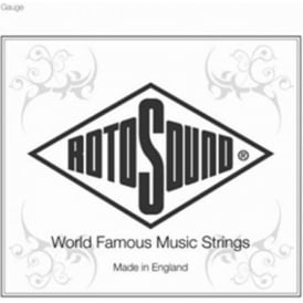 Rotosound JKR034 Phosphor Bronze Acoustic Guitar Single String .034