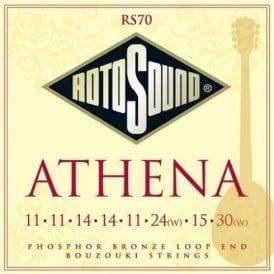 Rotosound RS70 Athena Bouzouki Strings 11-30w