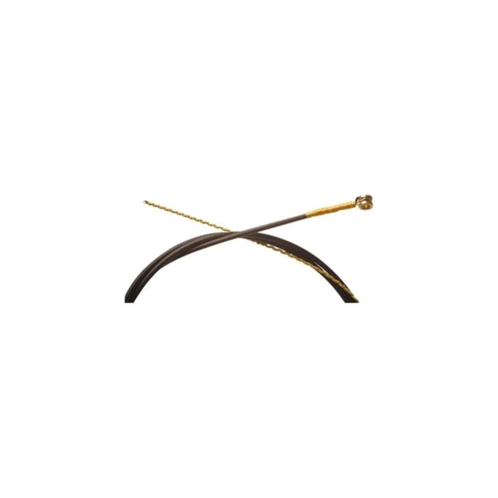 rotosound tru bass black nylon flatwound bass guitar string 050 longscale highc ebay. Black Bedroom Furniture Sets. Home Design Ideas