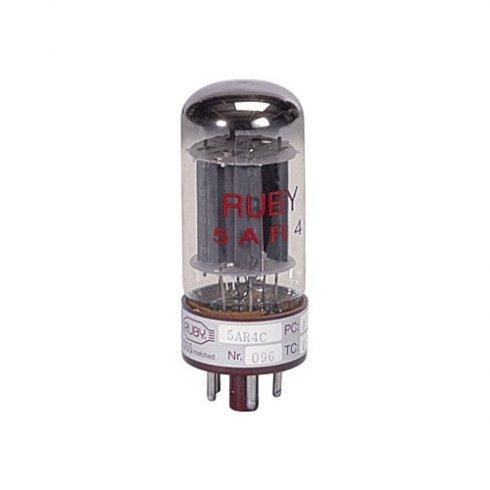 Ruby Tubes 5ARA/G234 Single Rectifier Tube for Guitar Amplifier