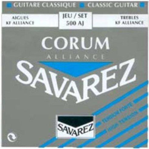 Savarez 500AJ Corum Alliance Classical Guitar Strings High Tension