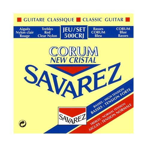 Savarez 500CRJ New Cristal/Corum Normal/High Tension, Full Set