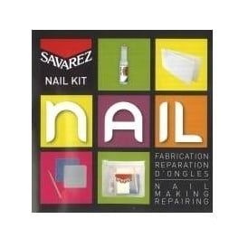Savarez KITS1 Nail Kit for repairing, lengthening & reinforcing
