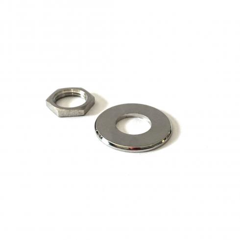 Schaller Straplock Spares, Nut & Washer