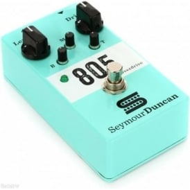 Seymour Duncan 805 Overdrive Distortion Pedal