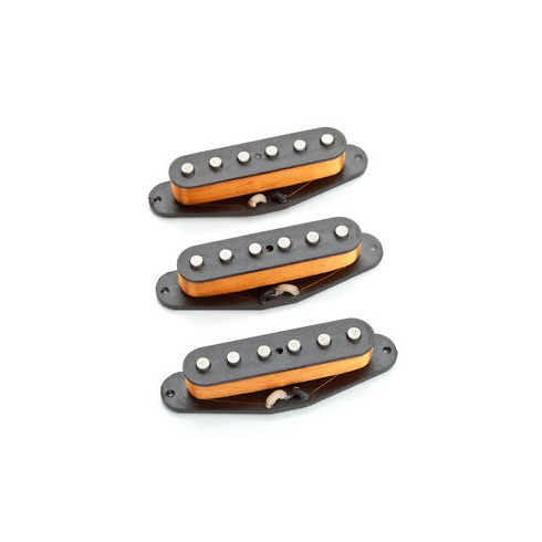 Seymour Duncan APS-1 Alnico Pro II for Strat Calibrated Set With RW/RP Middle Pickup