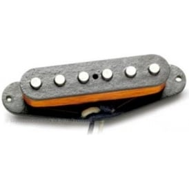 Seymour Duncan APS2 Alnico II Pro for Strat, Flat, Black