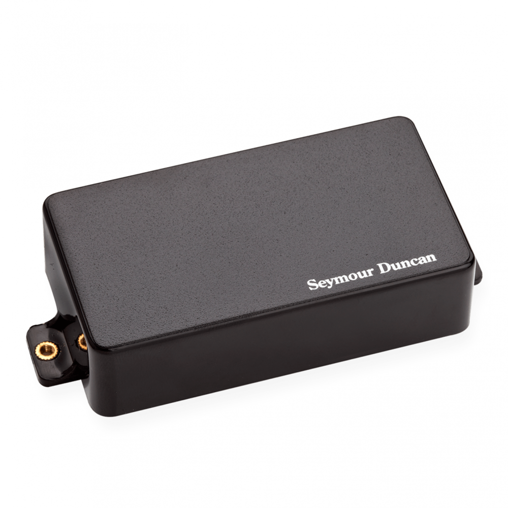 Seymour Duncan BLACKOUTS AHB-1b Active Humbucker Pickup, Bridge, Black
