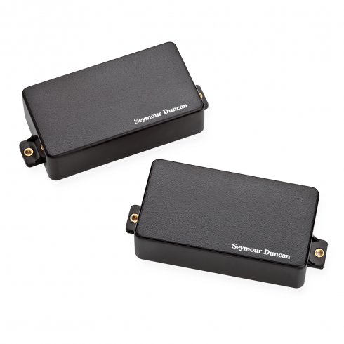 Seymour Duncan BLACKOUTS AHB-1s Active Humbucker Pickup Set, Black