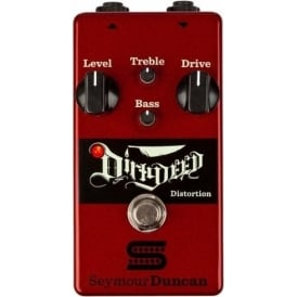 Seymour Duncan Dirty Deed Distortion Guitar Effects Pedal