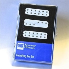 Seymour Duncan Everything Axe Humbucker Stratocaster Set