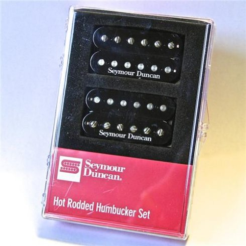 Seymour Duncan Hot Rodded Humbucker Pickup Set, JB and Jazz