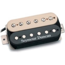 Seymour Duncan SH-4 JB Model Humbucker, Bridge, Reverse Zebra