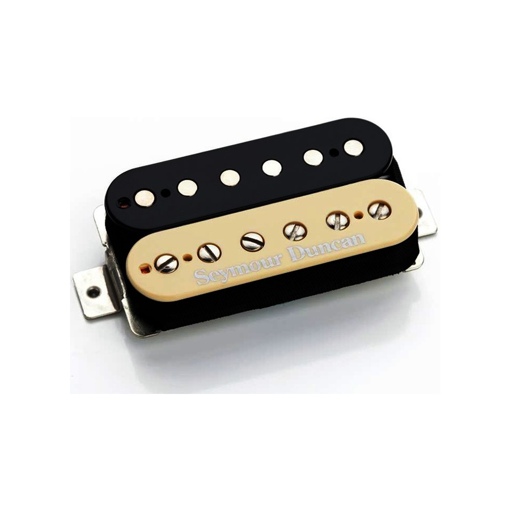 Seymour Duncan SH-4 JB Model Humbucker Pickup, Bridge, Zebra