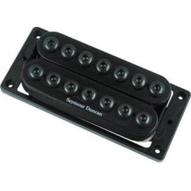 Seymour Duncan SH-8B Invader Black Bridge Humbucker Pickup for 7-String Electric Guitar
