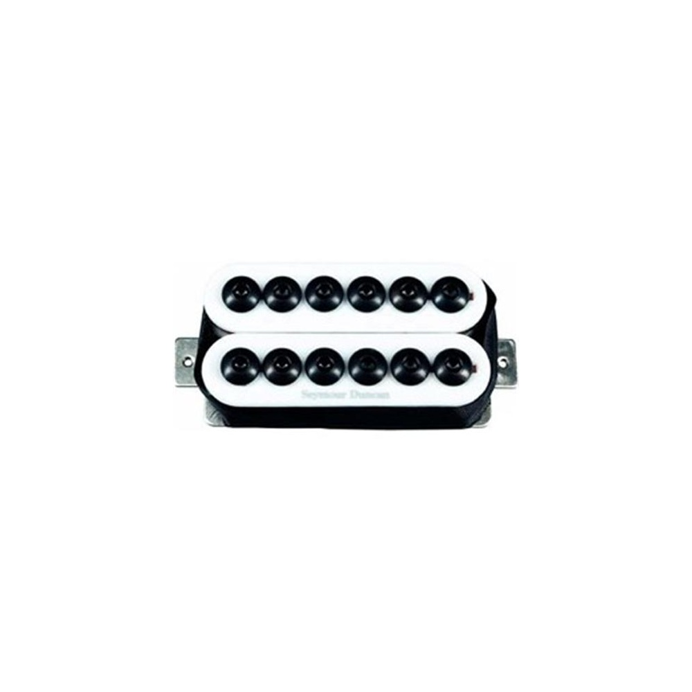 Seymour Duncan SH-8b Invader Humbucker, Bridge, White