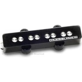 Seymour Duncan SJB-3b BASSLINES Quarter-Pound Pickup for Jazz Bass, Bridge