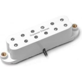 Seymour Duncan SL59-1b Little '59 for Strat, Bridge, White